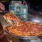 Hoppy Trout Pizza