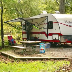 Camping in Peace Valley