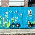The Fairy Mural