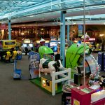 The Factory Franklin-Arcade Games