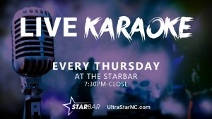Karaoke @ UltraStar Multi-Tainment @ Ultra Star Multi-Tainment | Murphy | North Carolina | United States