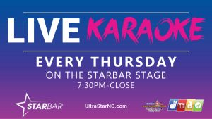 Karaoke @ Ultra Star Multi-Tainment @ Ultra Star Multi-Tainment | Murphy | North Carolina | United States