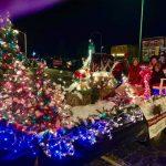 2018 Magic on Main Parade Float