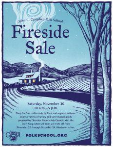 John C. Campbell Folk School Fireside Sale @ John C Campbell Folk School | Brasstown | North Carolina | United States