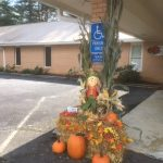 Fall Display 2019 Townson-Rose Funeral Home