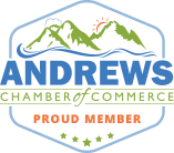 Andrews Chamber of Commerce Proud Member