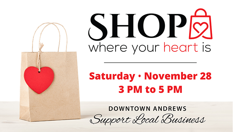 Shop Where Your Heart Is - Andrews, NC