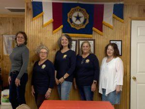Auxiliary Meeting @ American Legion Post 96 @ American Legion Post 96 | Murphy | North Carolina | United States